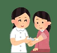 インフルエンザ予防接種補助